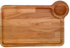 Platou lemn pentru servire fripturi