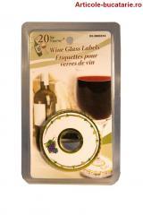 Etichete pentru pahare de vin 02 ESV
