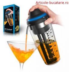 Shaker automat din plastic
