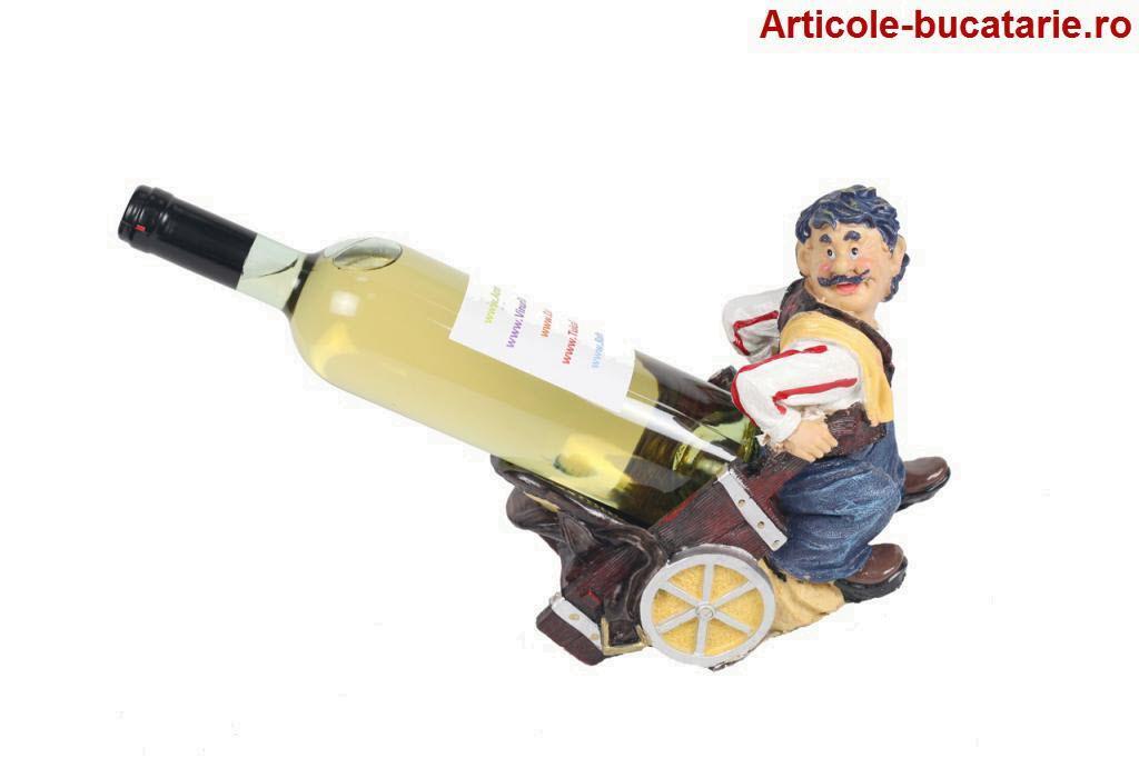 Suport roaba sticla vin