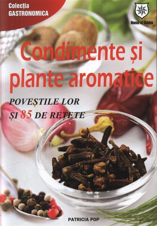 Condimente si plante aromatice