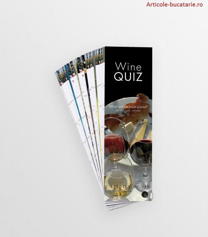 Wine Quiz - varianta lb. engleza