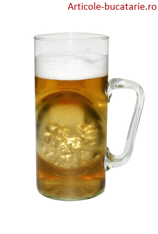 Halba bere cu buzunar