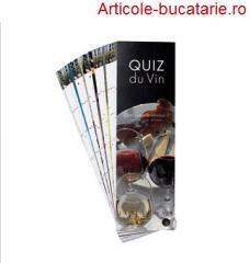 Quiz du Vin - varianta lb. franceza
