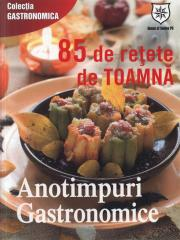Anotimpuri gastronomice - TOAMNA