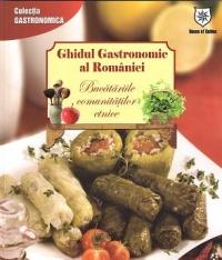 Bucatariile comunitatilor etnice - Ghidul Gastronomic Al Romaniei