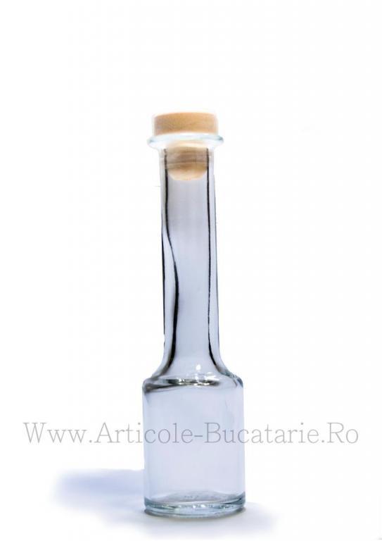 Toi sticla transparenta 50 ml