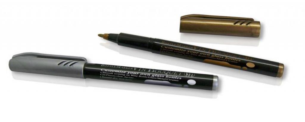 Set markere sticla/ceramica/metal