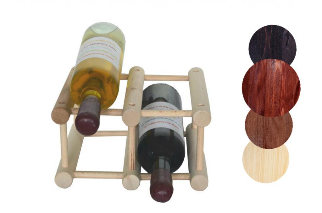 Raft 4 sticle vin